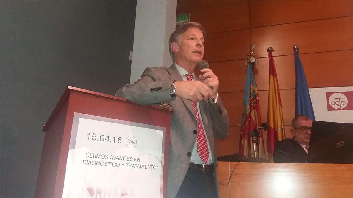 Doctor Obeso en Jornadas Parkinson Fundación Quaes