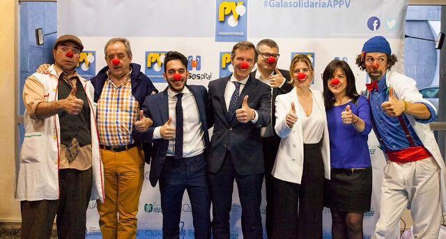 Fundación Quaes en la Gala Solidaria de PayaSOSpital