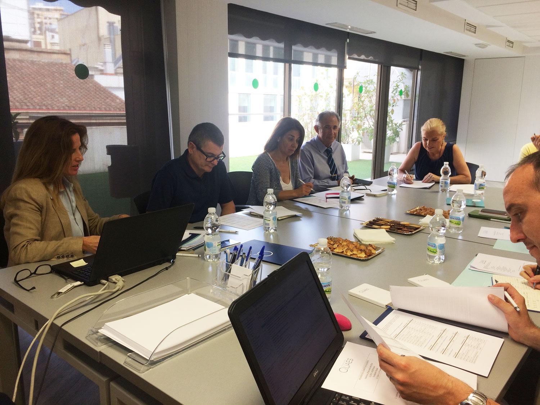 Segunda reunión del Comité de Pacientes