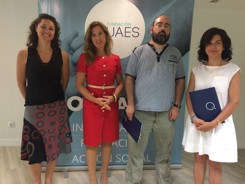 ASIEM (Asociación para la Salud Integral de los enfermos mentales) y fundación QUAES FIRMAN UN CONVENIO DE COLABORACIÓN
