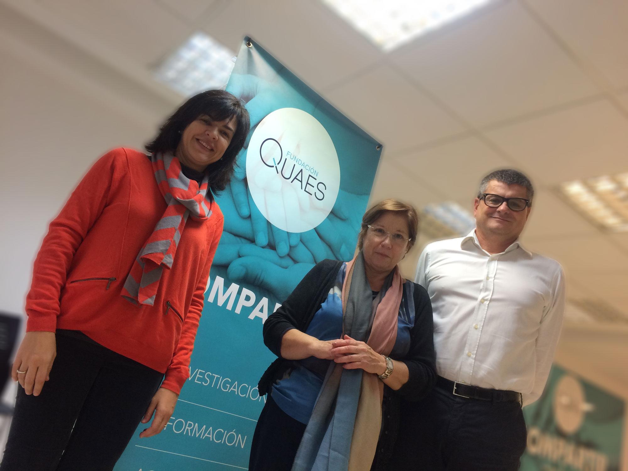 Firma Fundación QUAES - AMMcova